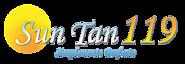 Sun Tan 119's Company logo