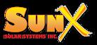 Sun X Solar's Company logo