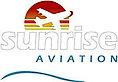 Sunrise Aviation's Company logo