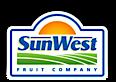 SunWest Fruit's Company logo