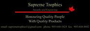 Supreme Trophies's Company logo