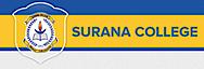 Surana College's Company logo