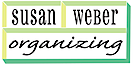Susan Weber Organizing's Company logo