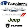 Susquehanna Chrysler Dodge Jeep Ram's Company logo