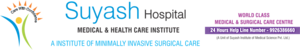 Suyash Hospital Rpr Cg's Company logo