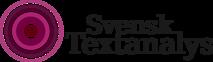 Svensk Textanalys Ab's Company logo