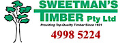 Sweetmans Timber's Company logo