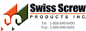 Swiss Screw Products's Company logo