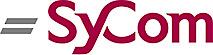 SyCom's Company logo