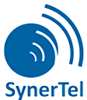 Synertel's Company logo