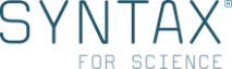 Syntax for Science's Company logo