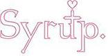 Syrup. _himitsu_baby's Company logo