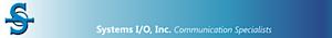 Systems Io's Company logo