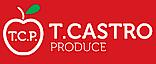 T. Castro Produce's Company logo