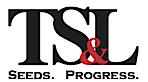 T S & L Seed's Company logo