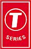 T-Series's Company logo