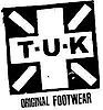 T.U.K. Shoes's Company logo