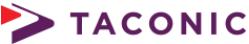 Taconic's Company logo