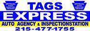 Tags Express's Company logo