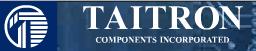 Taitron's Company logo