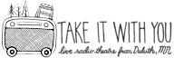 Take It With You's Company logo