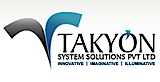 Takyon's Company logo