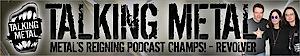 Talking Metal's Company logo