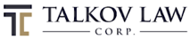 Talkov Law's Company logo
