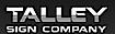 Talley Sign Logo