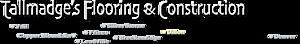 Tallmadge's Flooring & Construction, Dillon's Company logo
