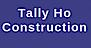 Tally Ho Construction Logo