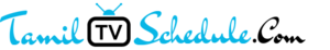 Tamil Tv Schedule's Company logo