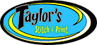 Taylor's Stitch & Print's Company logo