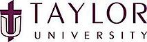 Taylor University's Company logo