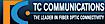 TC Communications, Inc. Logo
