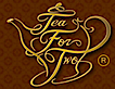 Teafortwo's Company logo