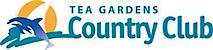 Tea Gardens Country Club's Company logo