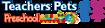 The Gaga Center's Competitor - Teachers Pets Preschool logo