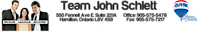 Team John Schlett - Re/max Escarpment's Company logo