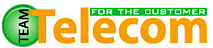 Team Telecom's Company logo