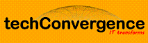 Tech Convergence's Company logo
