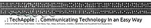 Techapple.net Blog's Company logo