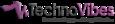 Techno Vibes Logo