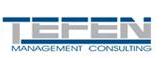 Tefen's Company logo