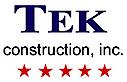 Tek Construction's Company logo