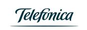 Telefonica's Company logo
