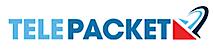 Telepacket's Company logo