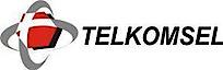 Telkomsel's Company logo