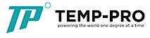 Temp-Pro's Company logo