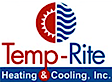 Temp-rite Heating, Cooling & Plumbing's Company logo